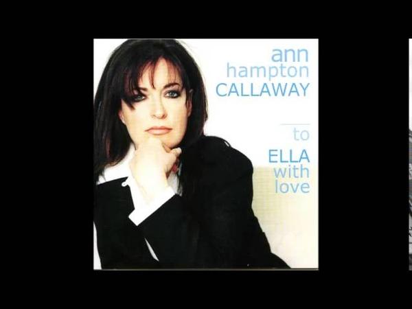 Ann Hampton Callaway A Fine Romance