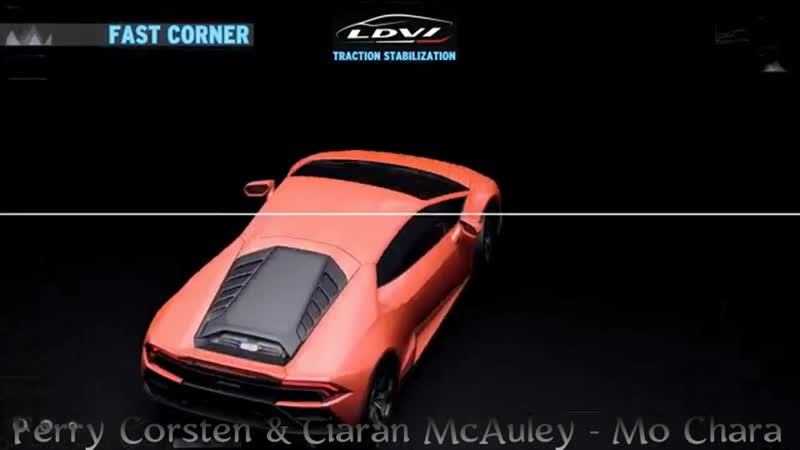 Ferry Corsten Ciaran McAuley Mo Chara Car Video