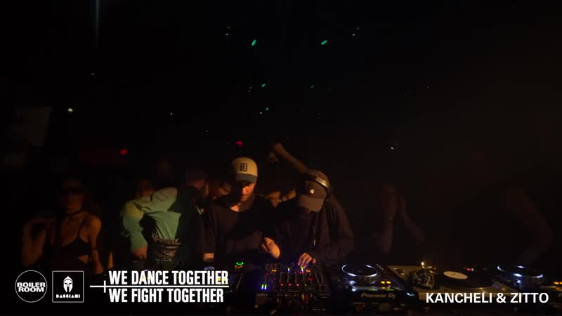 Kancheli And Zitto Boiler Room x Bassiani