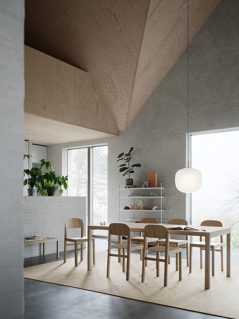 Итальянская элегантность и скандинавская простота: новая коллекция мягкой мебели от Muuto || 01