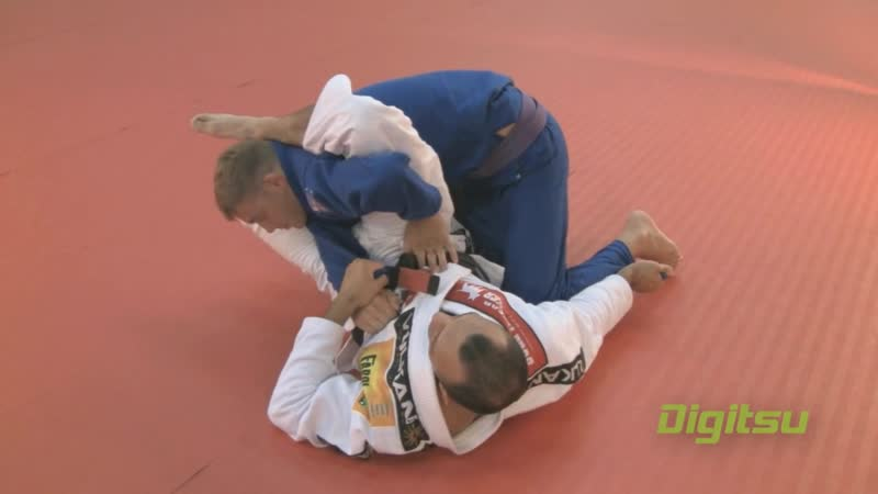 Abmar Barbosa Modified Flower Sweep To Armlock 1