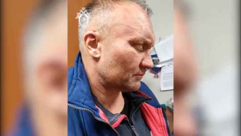 В квартире подозреваемого в убийстве бизнесмена Маругова обнаружили пенсионера прикованного к кровати наручниками