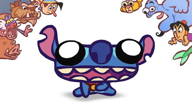 The Ultimate Lilo Stitch Recap Cartoon