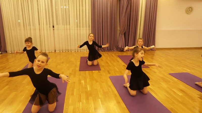 «Кукарена», художественная гимнастика, Весенний балл 2021