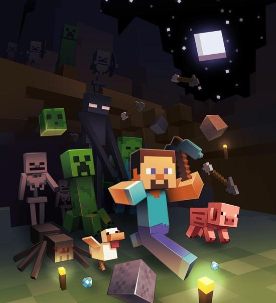 картинки из игры майнкрафт #6