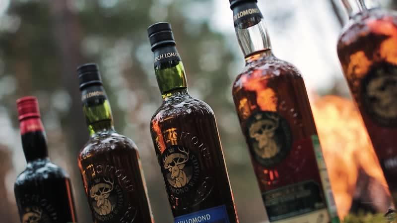 Loch Lomond Distillery в виски клубе 33rd CASK