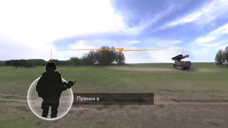 Роботизированный противотанковый ракетный комплекс Богомол белорусского производства