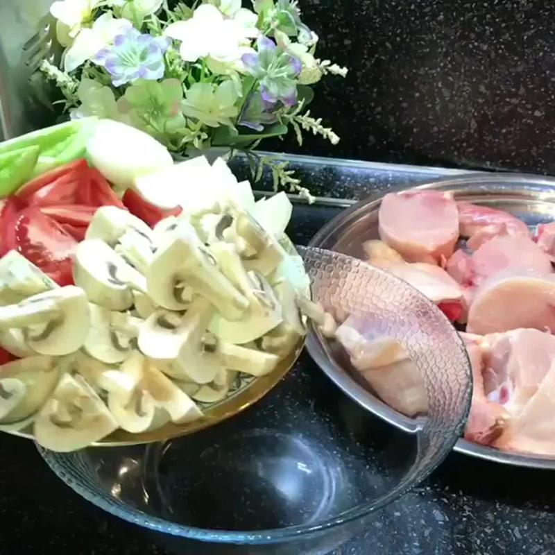 Простой и вкусный рецепт курицы с овощами - Личный повар Рецепт здесь 👈