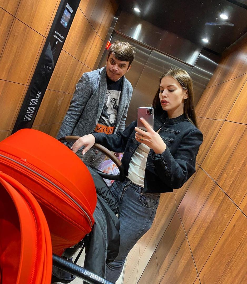 Саша Артемова задумалась о возвращении к Жене Кузину