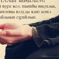 Фотография профиля Аиды Мусы ВКонтакте
