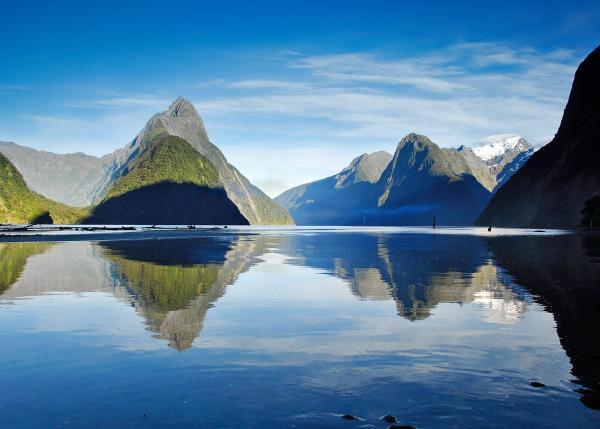 Завораживающая красота фьорда Милфорд-Саунд. Часть вторая., изображение №2