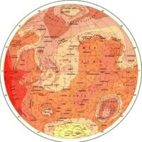 Логотип Maps of Mars (Закрытая группа)