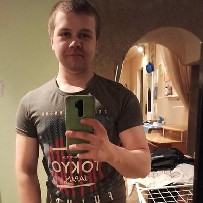 Егор, 22, Vyborg