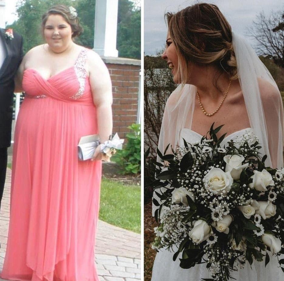 Люди, которые распрощались с лишним весом и стали счастливее