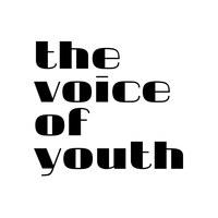 """Логотип """"Голос Молодёжи"""" открытый микрофон"""