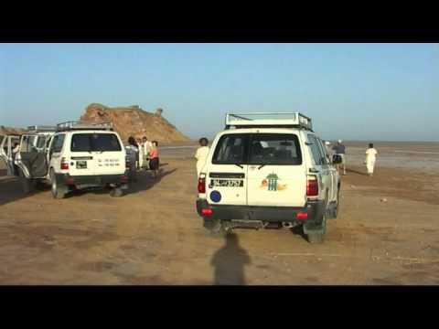 Jeep Safari Tunezja