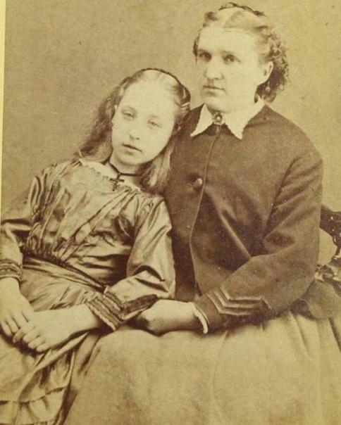 Посмертные фото Викторианской эпохи