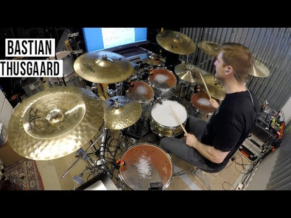 Zildjian Performance Bastian Thusgaard