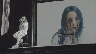 Billie Eilish - when the partys over (Live at Coachella 2019)