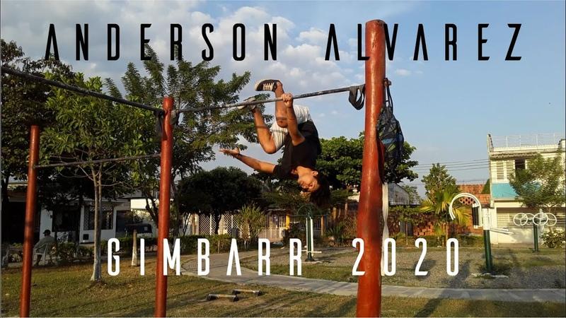 Anderson Alvarez Gimbarr 2020