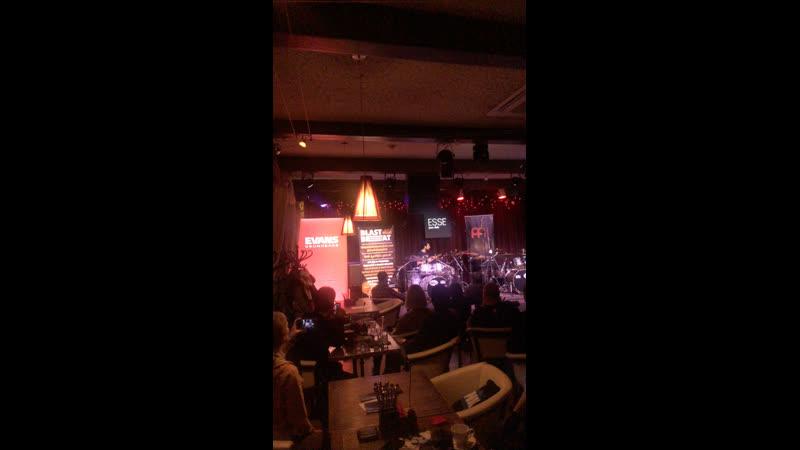 Live D'Addario Percussion Evans ProMark Puresound