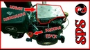 Новая площадка на двигатель мотора SPS-2 с валом 2,5 м. установка кнопки ПУСК.