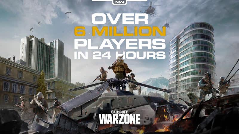 Продолжаем осваиваться в War Zone