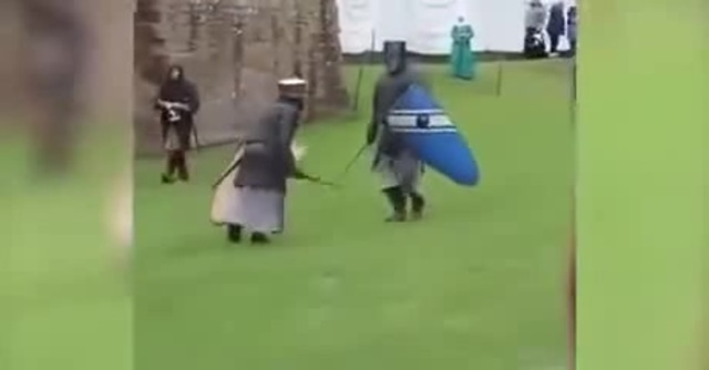 Рыцарский турнир · coub, коуб