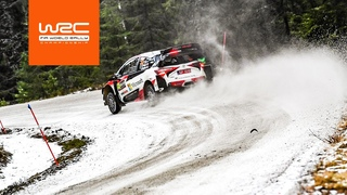 WRC - Rally Sweden 2020: HIGHLIGHTS Stages 5-7
