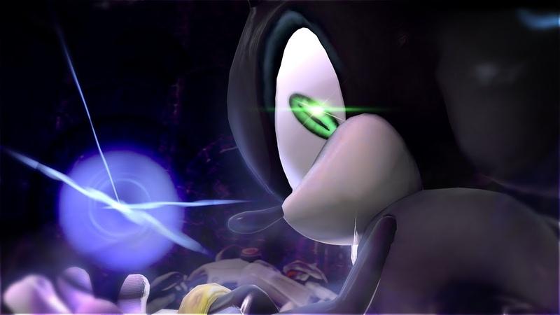 [SFM Animation] Mephiles Rebirth | REMAKE | Sonic 2006 Scene Recreation