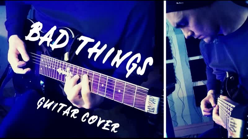 Bad Things of Periphery by AllyMarkS Guitar Ply-tru