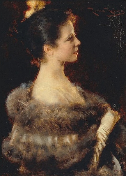 Художник Роман Рибера Сирера (1848  1935).