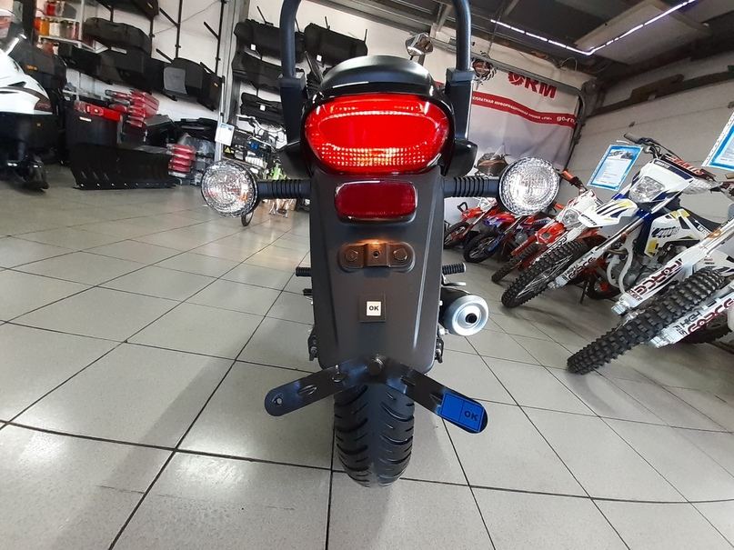 Обзор Мотоцикла BAJAJ Avenger 220 Street, изображение №10