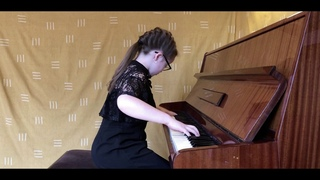 Concert of students of Mira Marchenko's class during quarantine during April 2020