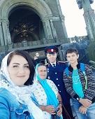 Жители Липецкого района делятся впечатлениями от главного храма Вооружённых сил страны
