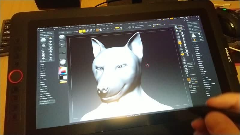 Антикризисный и противовирусный графический монитор XP PEN Artist 15 6 Pro