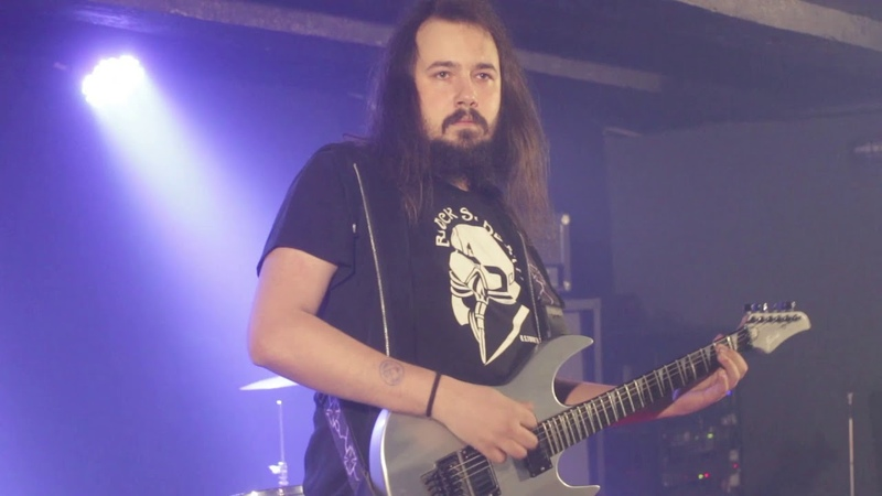 GRAVE OF MIND live at Дрожь Земли 7