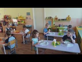 Как организовано питание в детских садах Ульяновска во время режима ограничений