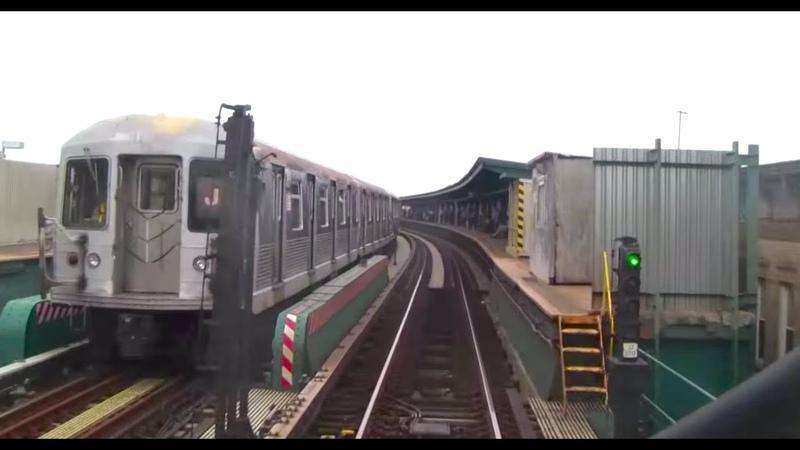 ᴴᴰ FULL R42 J Skip-Stop EXPRESS RFW Footage - Jamaica Center-Broad Street