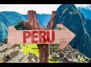 Анды с высоты полёта Мачу-Пикчу, Лагуна, Радужные горы.