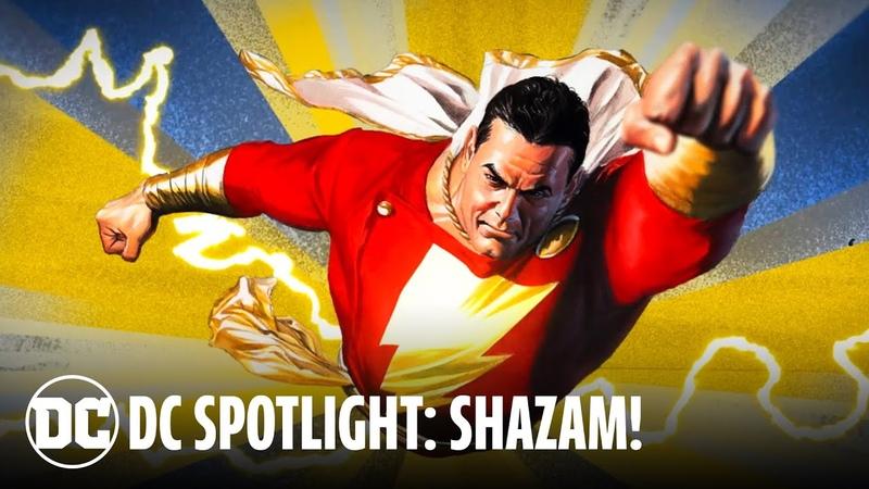 DC Spotlight: Shazam! Say the Magic Word
