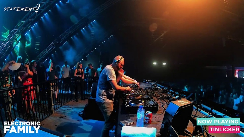 Tinlicker Statement Music Stage Electronic Family Rosmalen 20 07 2019