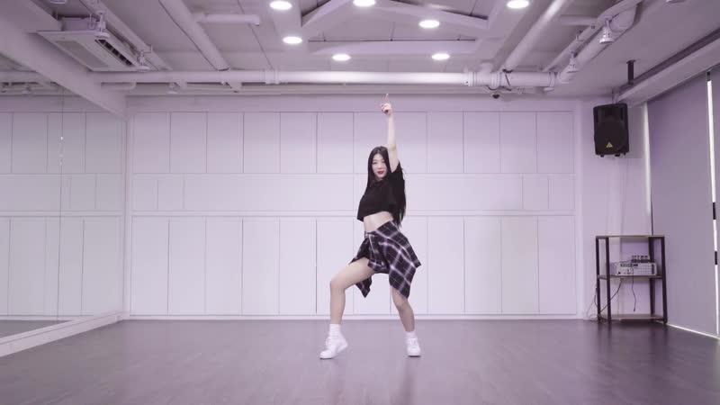 K DA POP STARS Dance Cover Cover by HyeWon Mirror Mode