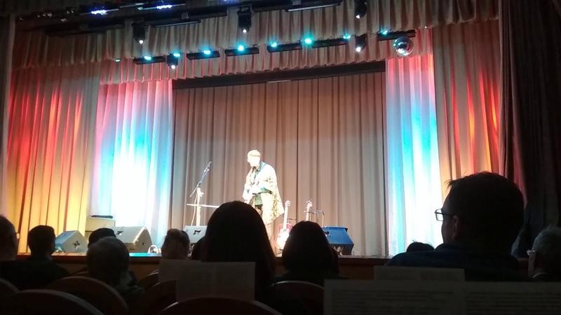 Концерт Гитара в трёх измерениях Утро в колхозе Энвер Измайлов 26 02 2020