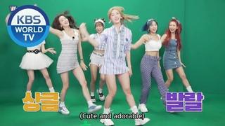 We K-Pop Friends Ep.2 - April [ENG / ]
