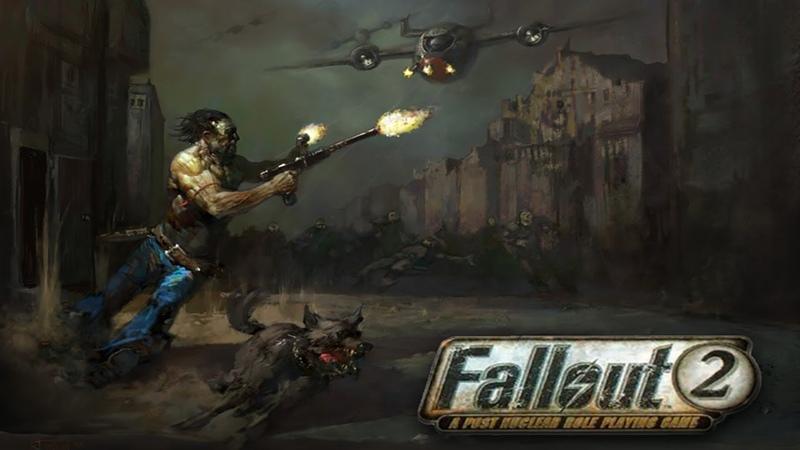 Fallout 2 Restoration Project макс сложность без смертей 2 Максимум урона
