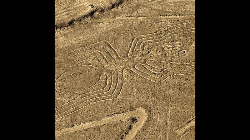 Erik Divulges Secrets About the Nazca Lines and Tunnels