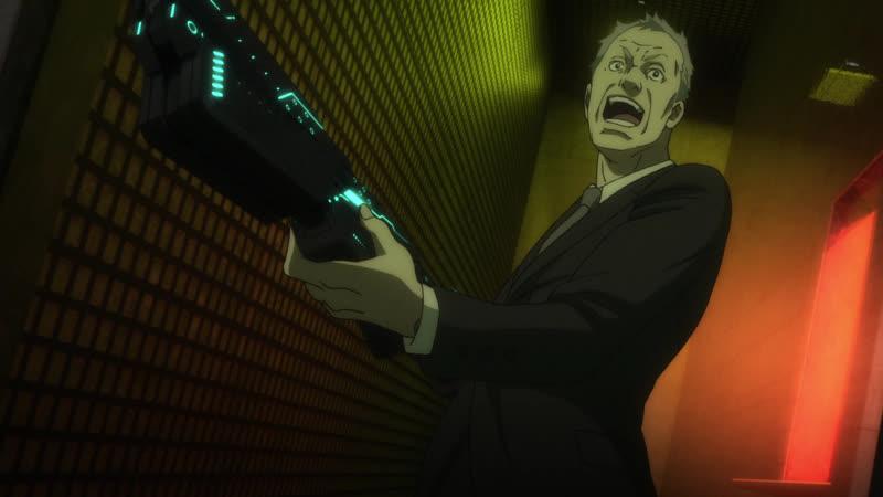 MedusaSub Psycho Pass 3 First Inspector Психопаспорт 3 Первый инспектор 2 часть русские субтитры