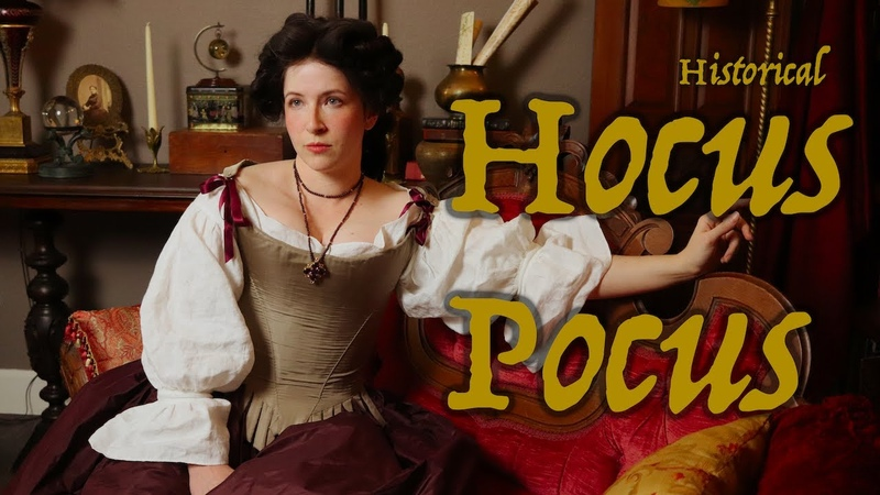 Sewing a Historically Accurate Hocus Pocus Cosplay Making the Stays Corset