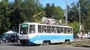 Trams in Kolomna, Russia